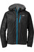 Outdoor Research M's Helium II Jacket Black/Hydro